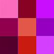 Red/Pink/Purple