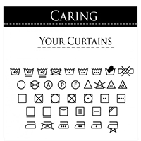 Caring for your curtains