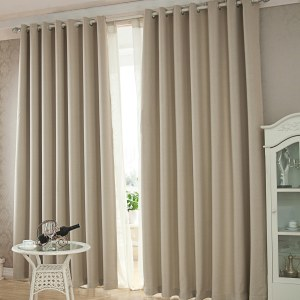 Regent Cream Curtain 1