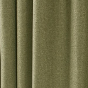 Regent Olive Green Curtain 2