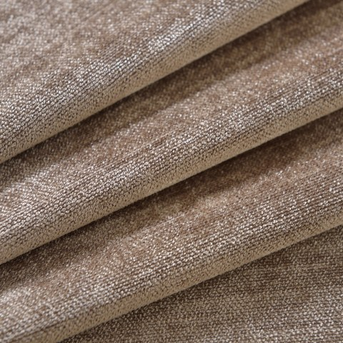 Luxury Light Brown Chenille Curtain 6