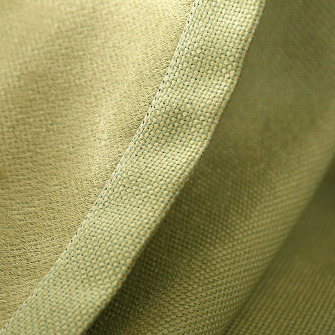 Subtle Spring Lime Green Roman Blind 4