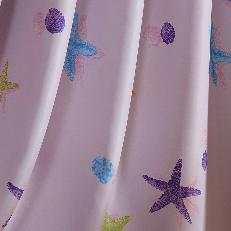 Starfish Baby Pink Blind Voila Voile 174