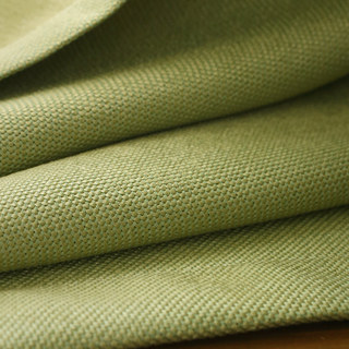 Subtle Spring Lime Green Roman Blind 1