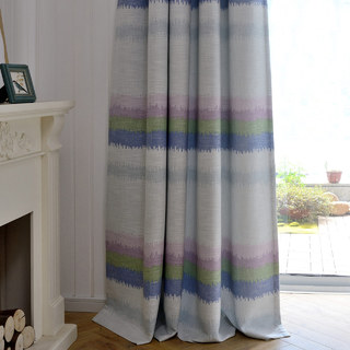 Pastel Rainbow Curtain 3