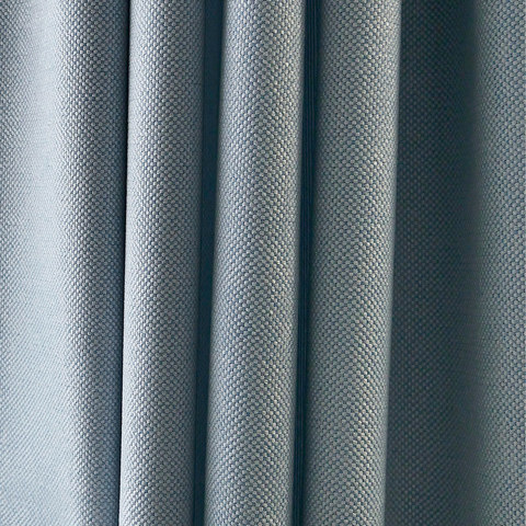 Subtle Spring Light Blue Roman Blind 4