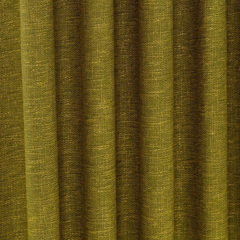 Slick City Olive Green Roman Blind 3