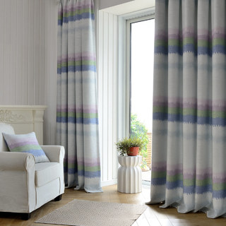 Pastel Rainbow Curtain 1