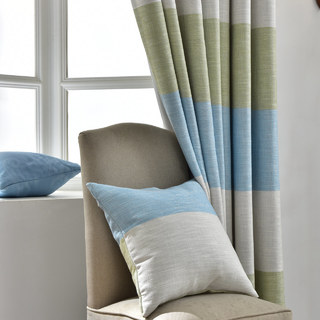 The Breezy Stripes Curtain 6