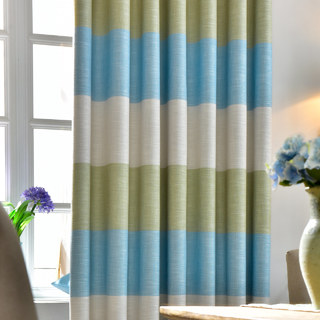 The Breezy Stripes Curtain 4