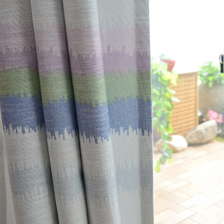 Pastel Rainbow Curtain 5