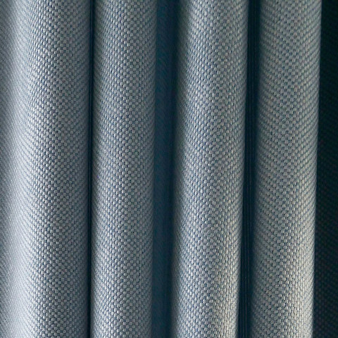 Subtle Spring Light Blue Roman Blind 3