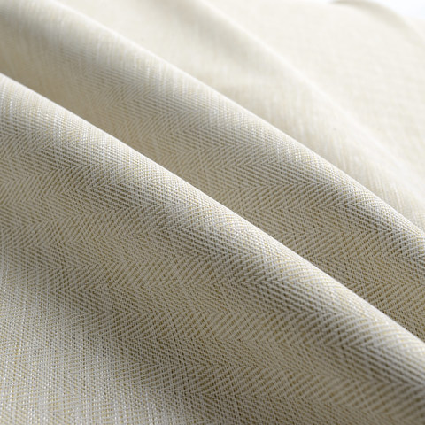Blackout Zigzag Twill Cream Roman Blind 1