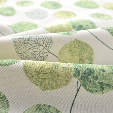 The Eucalyptus Moment Green Leaf Roman Blind 2