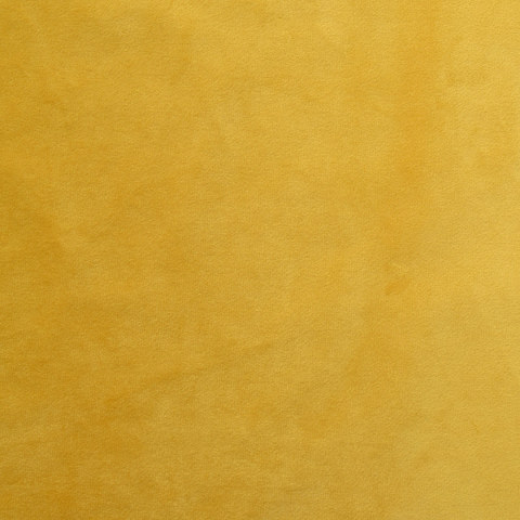 Microfiber Yellow Velvet Curtain 6