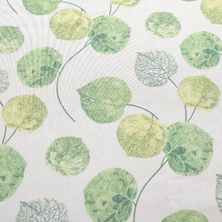 The Eucalyptus Moment Green Leaf Roman Blind 3