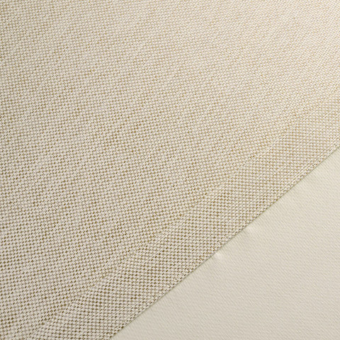 Absolute Blackout Cream Roman Blind 2