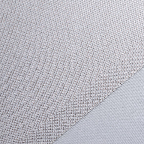 Absolute Blackout Neutral Ivory White Roman Blind 3