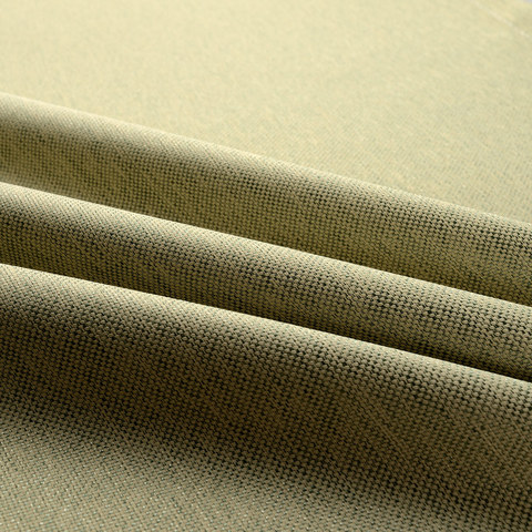 Absolute Blackout Olive Green Roman Blind 1