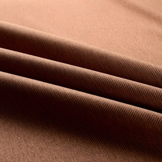 Absolute Blackout Terracotta Brown Curtain 6