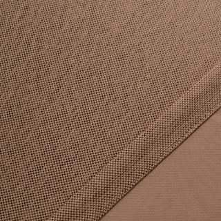 Absolute Blackout Coffee Brown Roman Blind 4
