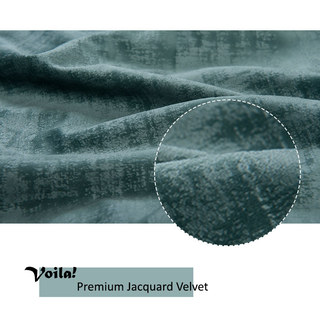 Premium Green Velvet Curtain 10