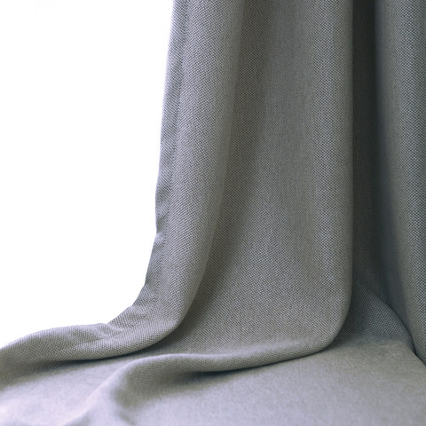 Subtle Spring Silver Grey Colour Roman Blind 2