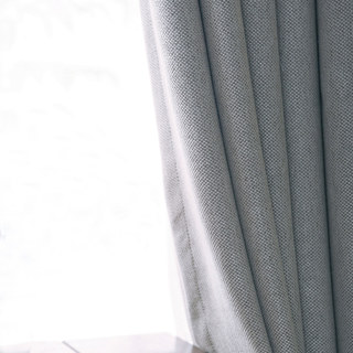 Subtle Spring Silver Grey Colour Roman Blind 3