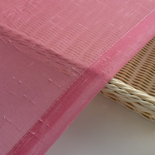 The Perfect Blend Ombre Pink Sheer Curtain 12
