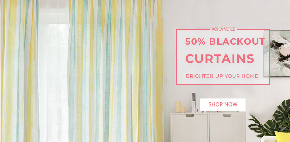 Made to Measure Striped Curtains