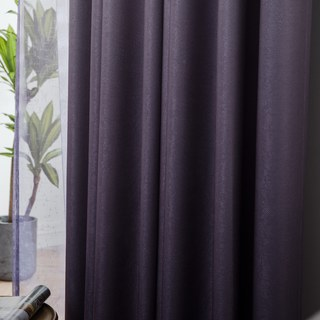 The Perfect Blend Ombre Purple Curtain 6